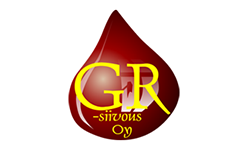 GR Siivous Oy logo